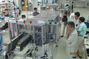 """Triển lãm """" Máy lắp ráp tự động"""" tại triển lãm """" Viet Nam Manufacturing Expo 2014″"""